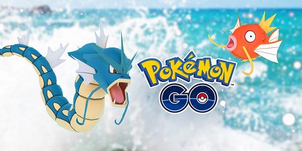Festival dell'acqua Pokémon GO