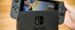 Una nuova revisione di Nintendo Switch migliora la durata della batteria