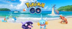 Torna il Festival dell'Acqua in Pokémon GO