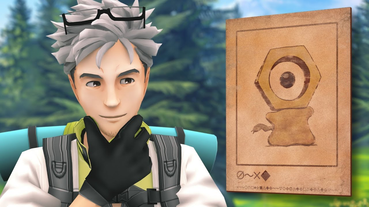 Meltan rivelazione Willow Johto World
