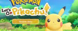 Una demo di Pokémon Let's Go è disponibile sull'eShop