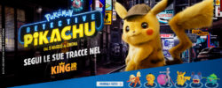 Detective Pikachu entra nel menù di Burger King