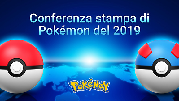 Conferenza di Pokémon 2019 Johto World