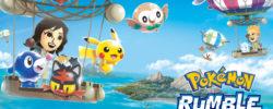 Arriva Pokémon Rumble Rush per Android e iOS
