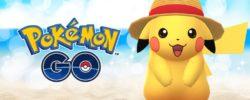 Pokémon GO e One Piece insieme per un nuovo evento