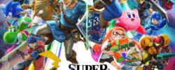 Super Smash Bros. Ultimate in tour con GameStopZing