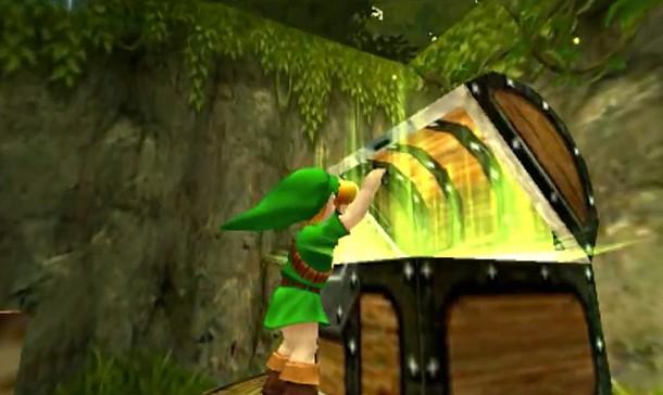 Link apre uno scrigno: la musica del momento raffigurato è famosa