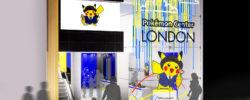 Annunciata l'apertura di un Pokémon Center a Londra