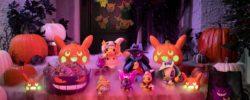 Halloween arriva con una nuova linea nei Pokémon Center