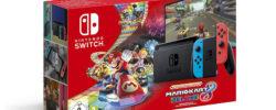 Un nuovo bundle Nintendo Switch + Mario Kart 8 Deluxe è ora disponibile in edizione limitata