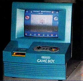 Una Mew Machine, da cui era possibile ricevere il misterioso Mew