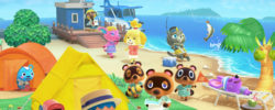 Animal Crossing: New Horizons, ecco tutte le novità dal Nintendo Direct