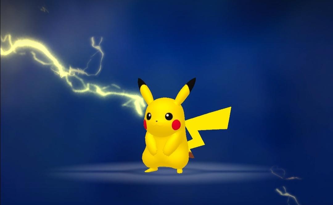 Pokémon speciali HOME Pikachu
