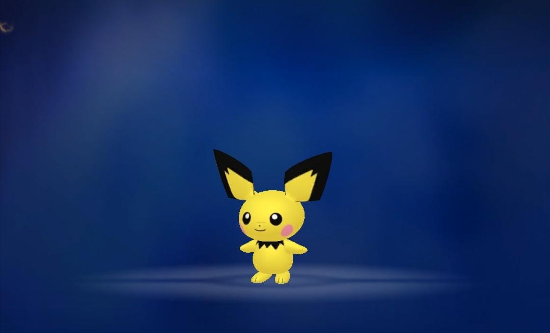 Pokémon speciali HOME Pichu