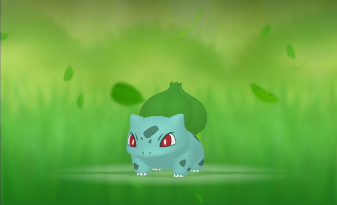 Pokémon speciali HOME Bulbasaur