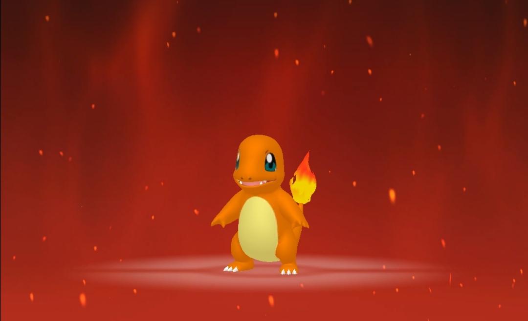 Pokémon speciali HOME Charmander
