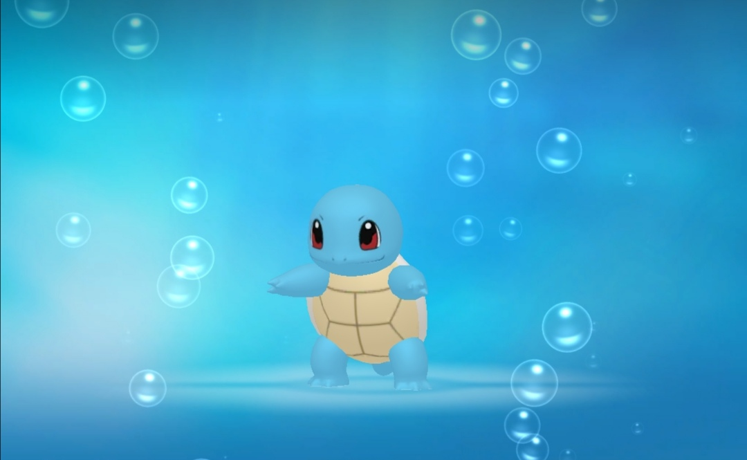 Pokémon speciali HOME Squirtle