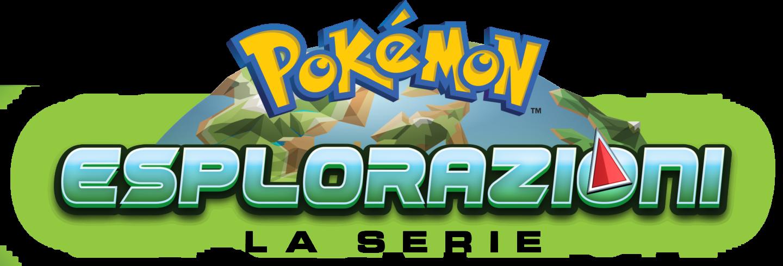 Esplorazioni Pokémon logo