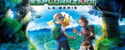 """""""Esplorazioni Pokémon"""" è il titolo italiano della nuova serie anime"""