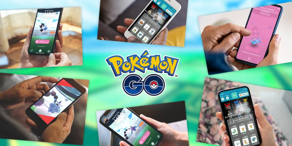 Pokémon GO update COVID-19