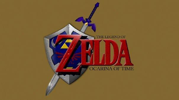 Dietro la leggenda OoT Logo