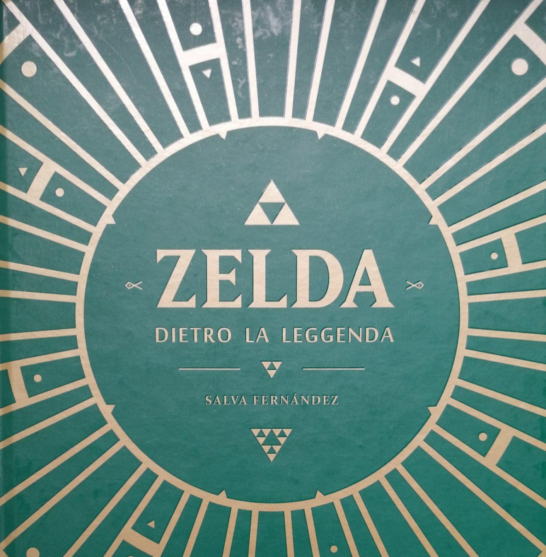 Zelda - Dietro la leggenda cover