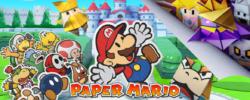 Paper Mario: The Origami King annunciato a sorpresa per Nintendo Switch
