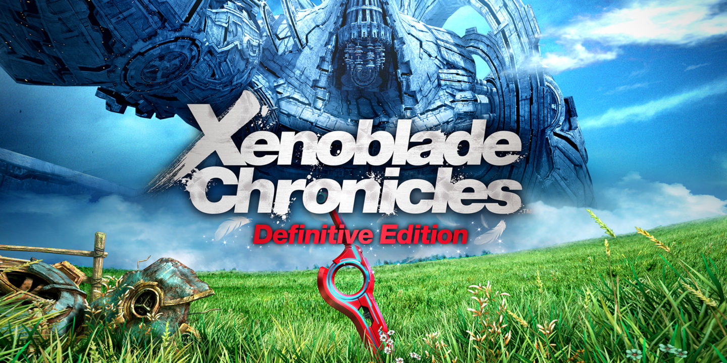 Xenoblade Chronicles DE cover larga