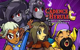 Cadence of Hyrule DLC1