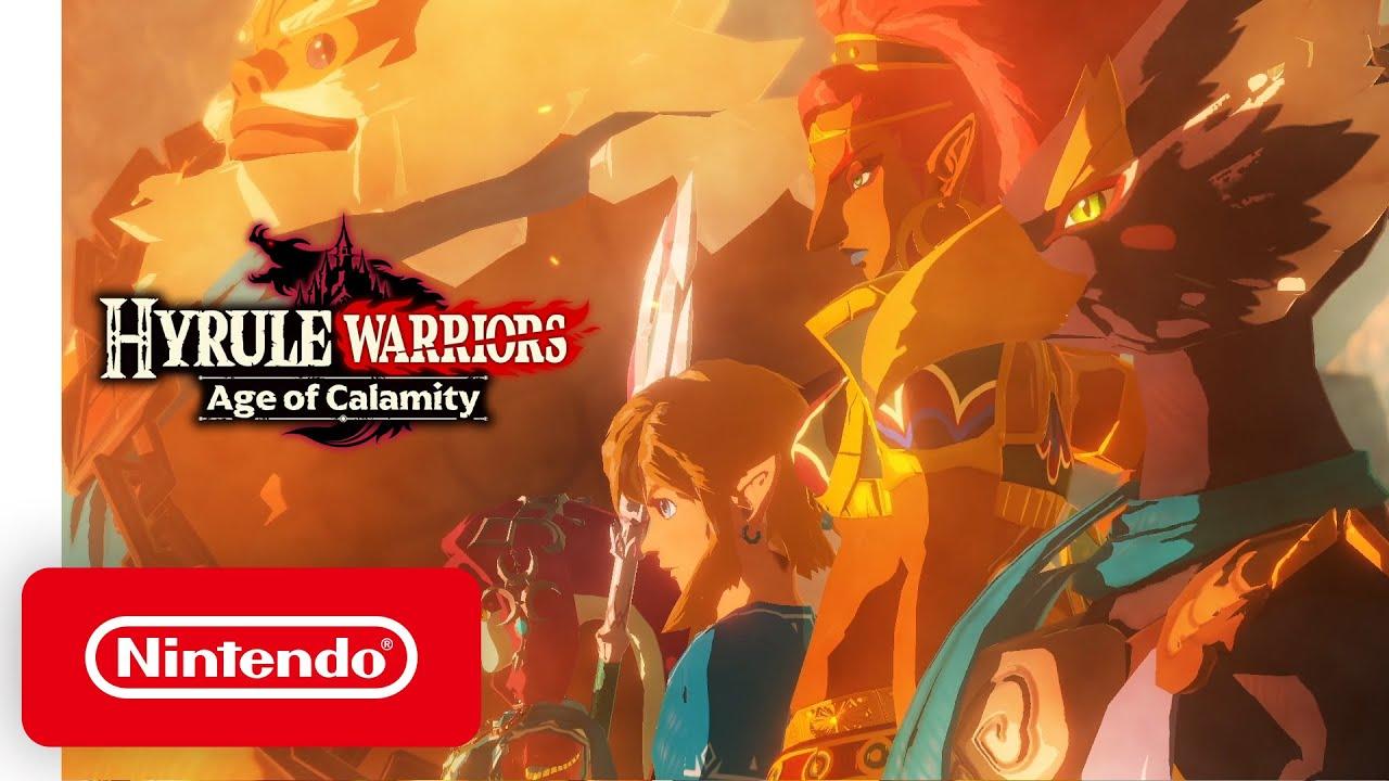 Hyrule Warriors Era della calamità