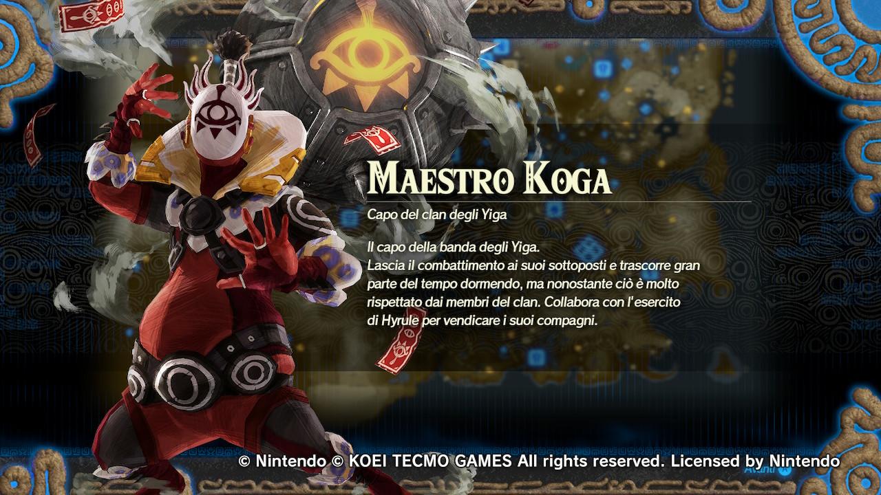Koga L'era della calamità