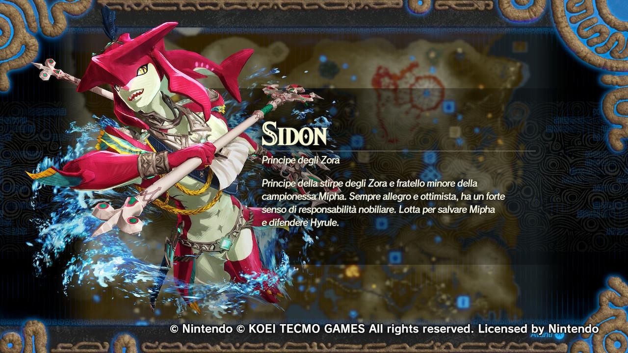 Sidon L'era della calamità