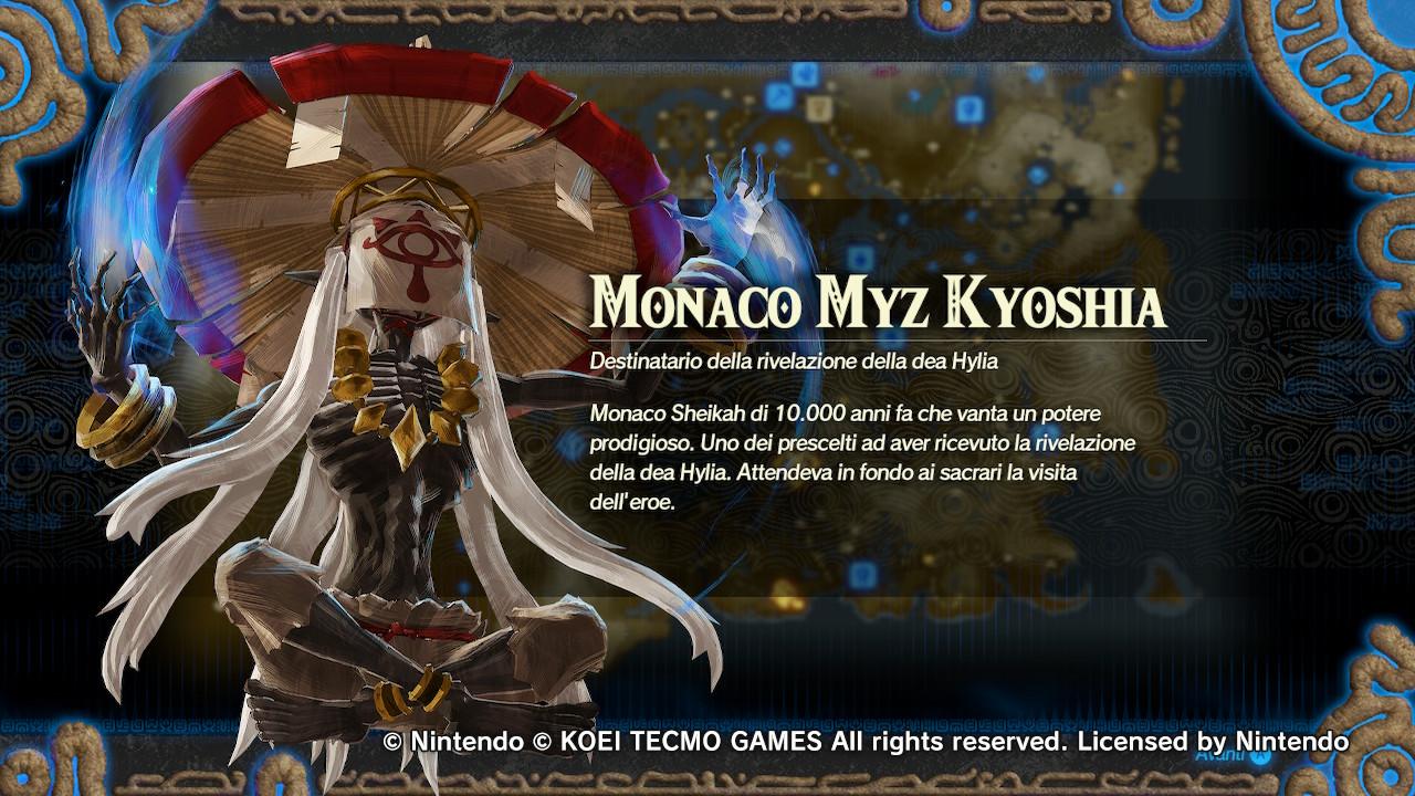 Myz Kyoshia Era della calamità
