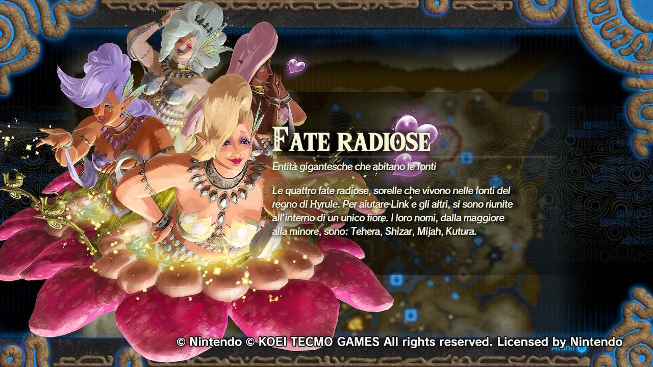 Fate radiose Hyrule Warriors