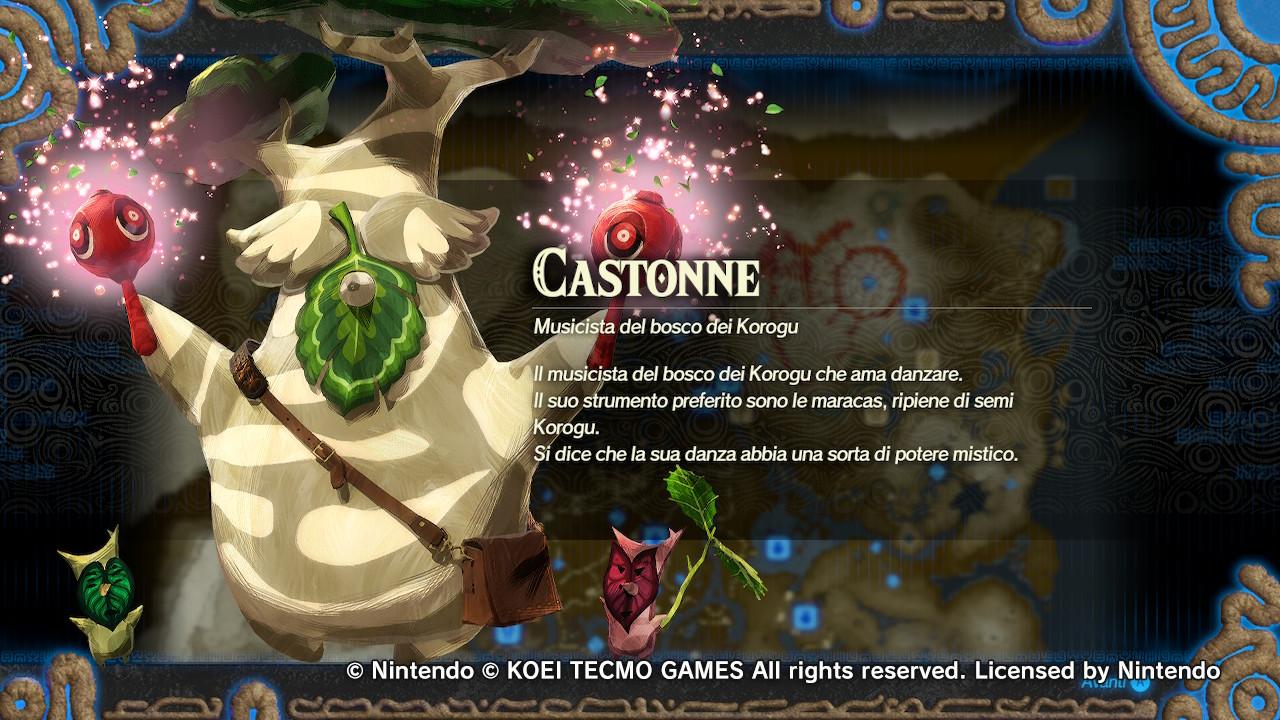 Castonne L'era della calamità