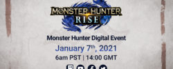Monster Hunter Digital Event: ecco le novità