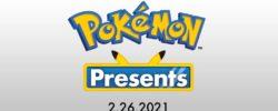 Pokémon Presents confermato per domani 26/02