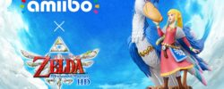Annunciato l'amiibo di Zelda e Solcanubi