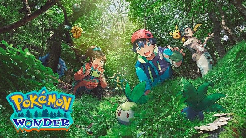 Pokémon Wonder artwork