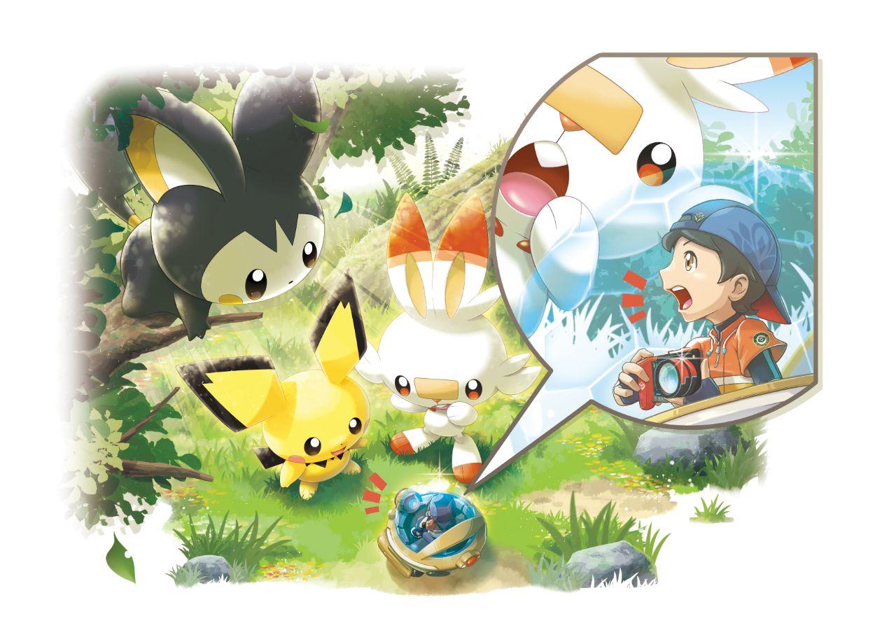 New Pokémon Snap aggiornamento gratuito
