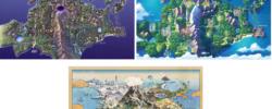 Sinnoh e Hisui: analisi dei nuovi artwork della regione