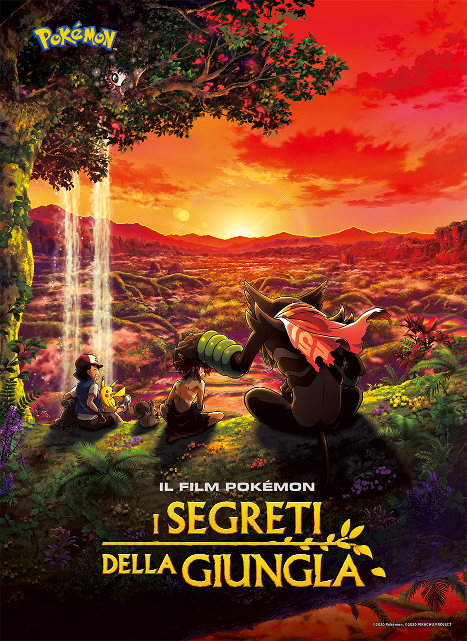 Il Film Pokémon: I segreti della giungla poster