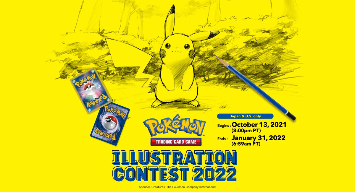 Pokémon Illustration Contest 2022