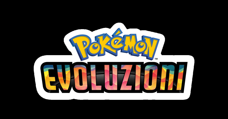 Evoluzioni Pokémon logo